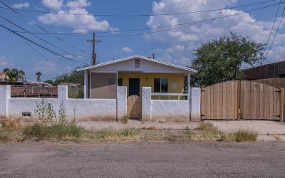 Tucson Single Family Home For Sale: 940 N Seminole Avenue