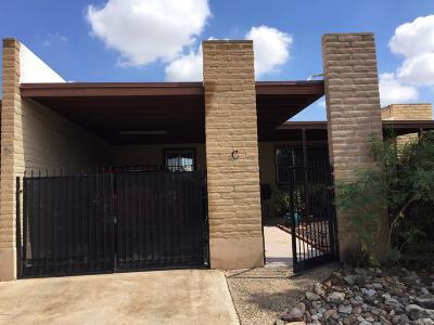 Tucson Townhouse For Sale: 9159 E Broadway Boulevard #C