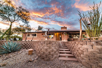 Tucson Single Family Home For Sale: 1322 N Indigo Drive