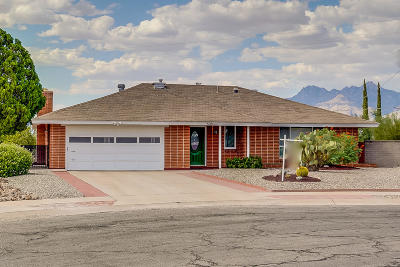Single Family Home Active Contingent: 608 S Santa Ana Place