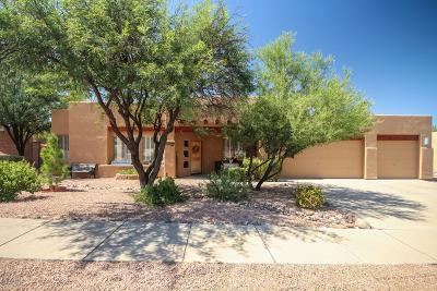 Tucson Single Family Home For Sale: 553 N Dijon Court