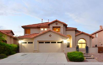 Tucson Single Family Home For Sale: 598 W Paseo Rio Grande