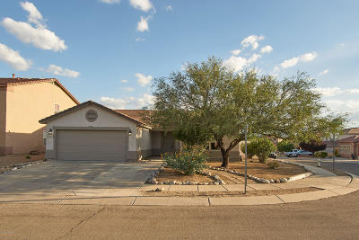 Single Family Home For Sale: 8446 E Ramona Madera Lane