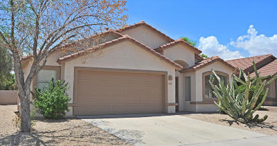 Tucson Single Family Home For Sale: 6943 W Harcuvar Drive