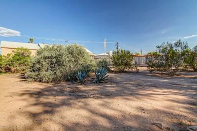 Tucson Single Family Home For Sale: 2621 N Columbus Boulevard