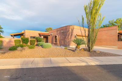 Tucson Townhouse Active Contingent: 5210 N Via Velazquez