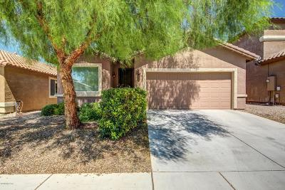 Pima County, Pinal County Single Family Home Active Contingent: 7339 E Alderberry Street