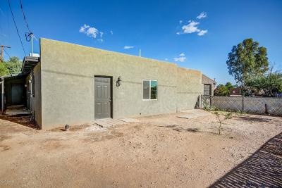 Tucson Single Family Home For Sale: 326 W District Street