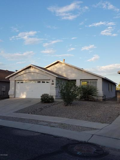 Single Family Home For Sale: 2403 S Saint Pablo Drive