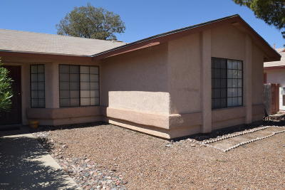 Single Family Home For Sale: 5880 S Hillerman Drive
