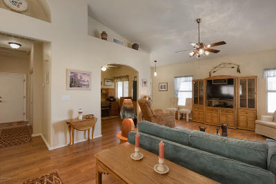 Tucson Single Family Home Active Contingent: 7984 N Atolia Drive