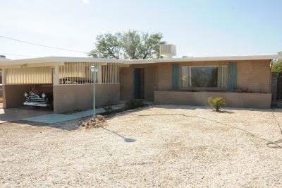 Single Family Home For Sale: 5930 E 32nd Street