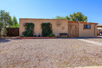 Tucson Single Family Home For Sale: 6914 E 42nd Street