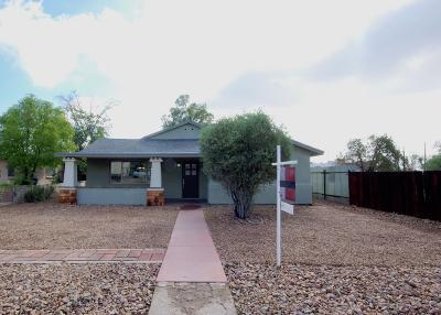 Tucson Single Family Home For Sale: 125 S Melrose Avenue