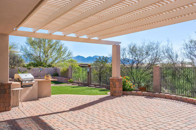 Marana Single Family Home For Sale: 13060 N Pier Mountain Road