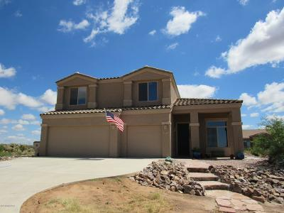 Sahuarita Single Family Home For Sale: 18281 S McCone Court