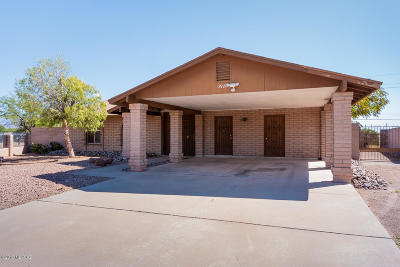 Single Family Home For Sale: 2920 W Avenida De Las Flores