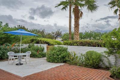 Tucson Townhouse For Sale: 7851 E Hampton Street