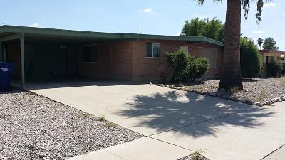 Tucson Single Family Home For Sale: 7432 E 33rd Street