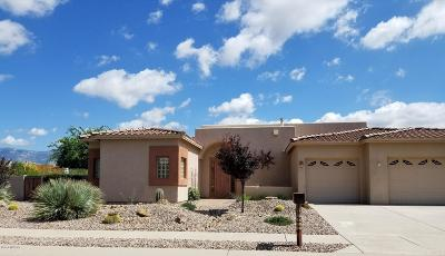 Oro Valley Single Family Home For Sale: 13408 N Regulation Drive
