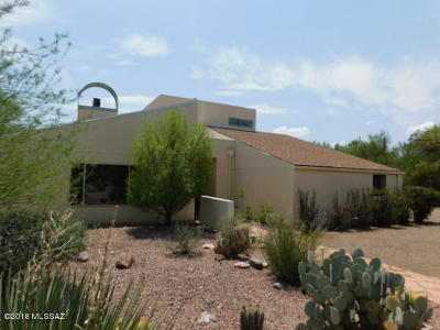Tucson Single Family Home For Sale: 4840 N Valley View Road