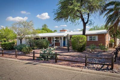 Tucson Single Family Home For Sale: 5914 E Rosewood Street