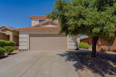 Green Valley Single Family Home For Sale: 714 W Cholla Crest Drive