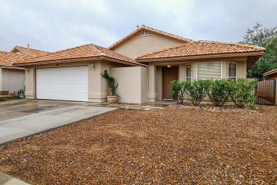 Tucson Single Family Home For Sale: 9057 N Wild Eagle Avenue