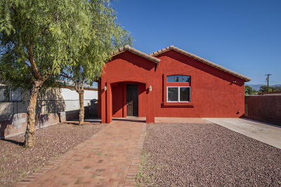 Tucson Single Family Home For Sale: 1107 E 30th Street