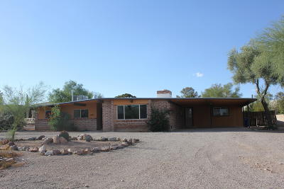 Tucson Single Family Home For Sale: 2861 N Silver Spur Drive