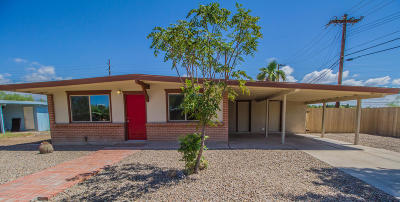 Tucson Single Family Home For Sale: 3202 N Erma Avenue