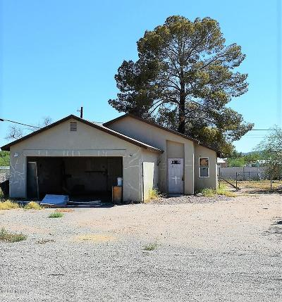 Tucson Single Family Home For Sale: 2711 W Milton Road