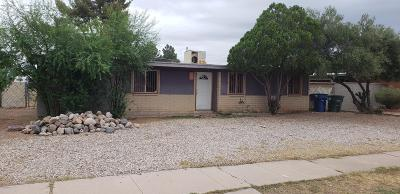 Tucson Single Family Home For Sale: 6571 E Fayette Street