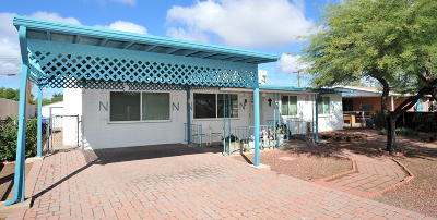 Tucson Single Family Home For Sale: 7026 S San Fernando Avenue