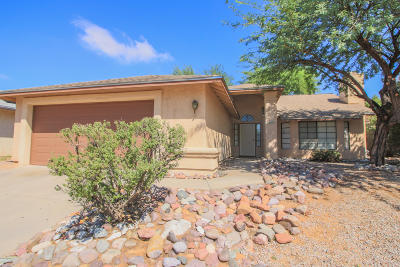 Tucson Single Family Home For Sale: 2680 W Camino Del Deseo