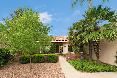 Tucson Single Family Home For Sale: 3064 N Willow Creek Drive