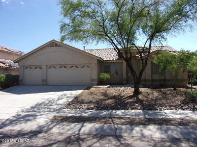Tucson Single Family Home For Sale: 7559 S Climbing Ivy Drive