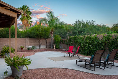 Oro Valley Single Family Home For Sale: 11990 N Labyrinth Drive