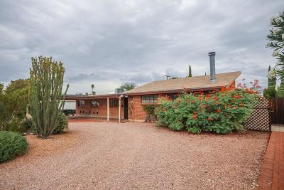 Tucson Single Family Home For Sale: 6941 E Calle Jupiter