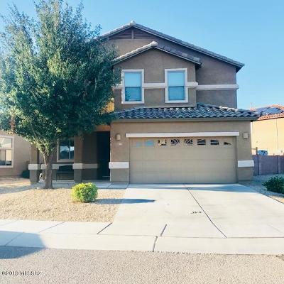 Sahuarita AZ Single Family Home For Sale: $260,000