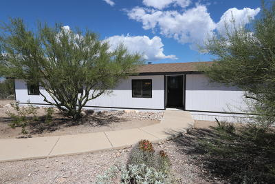 Manufactured Home For Sale: 14768 E Colossal Cave Road