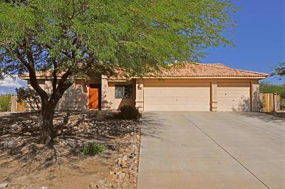 Tucson, Oro Valley, Marana, Sahuarita, Vail Single Family Home For Sale: 6549 S Star Diamond Place