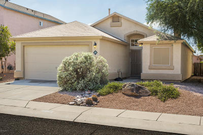 Tucson Single Family Home For Sale: 3679 W Sunbright Drive