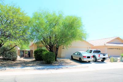 Tucson Single Family Home For Sale: 1526 N Old Ranch Road