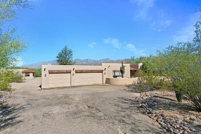 Tucson Single Family Home For Sale: 4021 N Harrison Road
