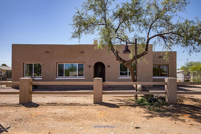 Tucson Single Family Home For Sale: 109 W President Street
