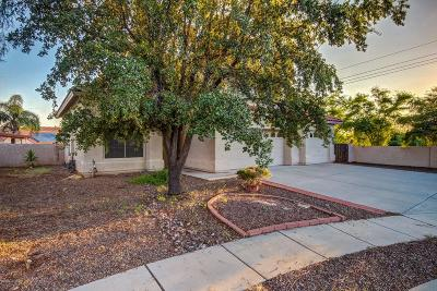 Oro Valley Single Family Home For Sale: 1397 W Valley Ridge Place