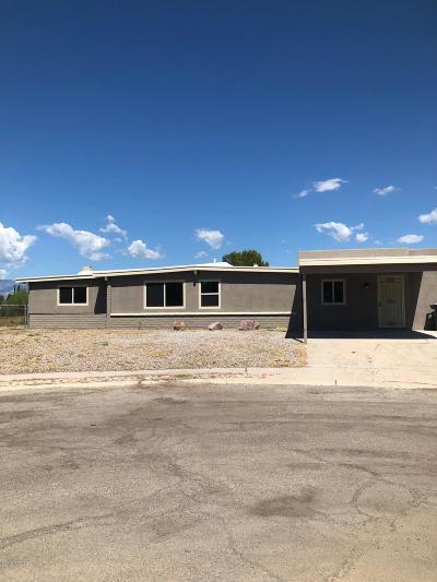 Single Family Home For Sale: 8275 E Nicaragua Drive