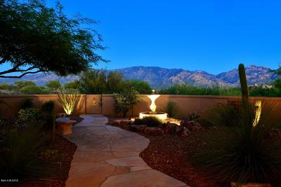 Oro Valley Single Family Home Active Contingent: 13786 N Placita Del Cerro Lindo