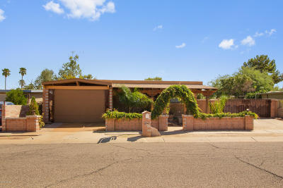 Tucson Single Family Home For Sale: 5741 S Columbus Boulevard